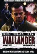 Wallander: Episodes 07 - 09 , Krister Henriksson