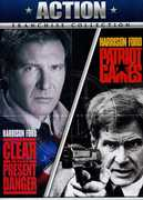 Clear and Present Danger /  Patriot Games , Willem Dafoe