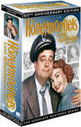 The Honeymooners Lost Episodes: 1951-1957: The Complete Restored Series , Jackie Gleason