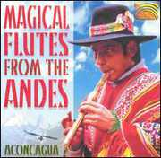 Magical Flutes from Andes