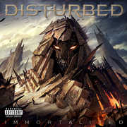 Immortalized [Explicit Content] , Disturbed
