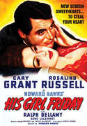 His Girl Friday , Cary Grant