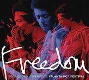 Freedom: Atlanta Pop Festival , Jimi Hendrix