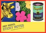 Andy Warhol Sticky Notes: 480 Decorated Stickies In Assorted Sizes
