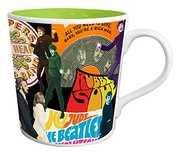 Beatles Album Collage 12 oz. Ceramic Mug