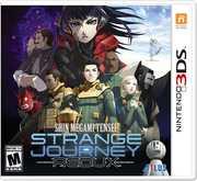 Shin Megami Tensei: Strange Journey Redux for Nintedo 3DS