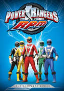 Power Rangers: RPM The Complete Series , Eka Darville