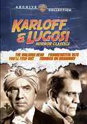 Karloff And Lugosi Horror Classics , Boris Karloff