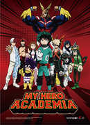 My Hero Academia - Hero Group Wall Scroll
