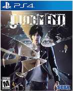 Judgment for PlayStation 4