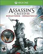 Assassin's Creed III: Remastered for Xbox One