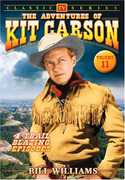 The Adventures of Kit Carson: Volume 11 , Donald Diamond