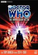 Doctor Who: Armageddon Factor , John Leeson