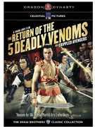 The Return of the 5 Deadly Venoms , Chen Kuan-Tai