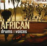 African Drums & Voices