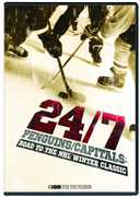 24/ 7 Penguins  /  Capitals: Road to the NHL Winter Classic , Liev Schreiber