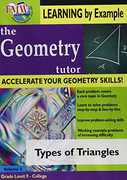 Geometry Tutor: Types of Triangles , Jason Gibson