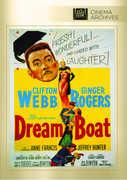 Dreamboat , Clifton Webb