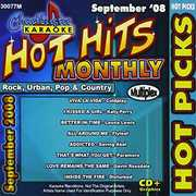 Karaoke: Hot Hits September 2008 , Various Artists