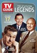 TV Guide Classics: Television Legends , Johnny Carson