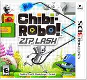 Chibi-Robo!: Zip Lash for Nintendo 3DS
