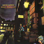 The Rise and Fall of Ziggy Stardust and the Spiders from Mars , David Bowie