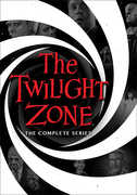 The Twilight Zone: The Complete Series , Abraham Sofaer