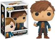 FUNKO POP! MOVIES: Fantastic Beasts - Newt with Egg