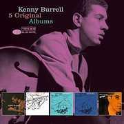 5 Original Albums , Kenny Burrell