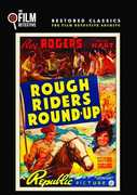 Rough Riders Roundup , Roy Rogers