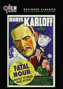 The Fatal Hour (Mr. Wong) , Boris Karloff