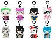 FUNKO PLUSH KEYCHAIN: DC - Batman (ONE Random Keychain Per Purchase)