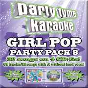 Party Tyme Karaoke: Girl Pop Party Pack 8 , Various Artists