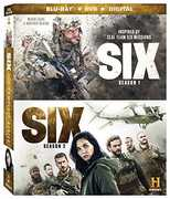 Six 1 And 2: Complete Series , Dominic Adams