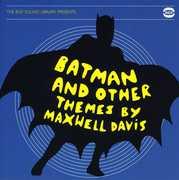 Batman & Other Themes [Import] , Maxwell Davis