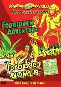 Forbidden Adventure /  Forbidden Women , Mona Lisa