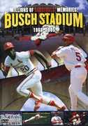 Millions of Cardinal's Memories: Busch Stadium