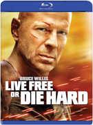 Live Free or Die Hard , Bruce Willis