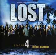 Lost: Season 4 (Score) (Original Soundtrack)