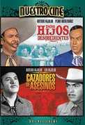 Dos Hijos Desobedientes /  Cazadores De Asesinos , Pedro Armendariz