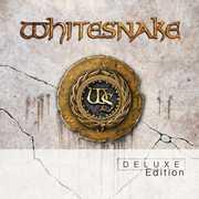 Whitesnake [Deluxe Edition] [CD and DVD] [Bonus Tracks] , Whitesnake