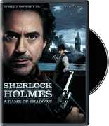 Sherlock Holmes: A Game Of Shadows , Robert Downey, Jr.