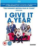 I Give It a Year [Import] , Anna Faris