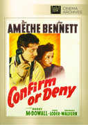 Confirm or Deny , Don Ameche