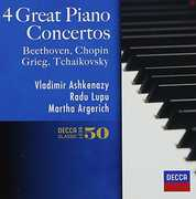 Favorite Piano Concertos [Import] , Vladimir Ashkenazy