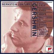 Rhapsody in Blue /  American Paris /  Grand Canyon , Leonard Bernstein