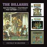 Back Porch Bluegrass Live Almost [Import] , The Dillards