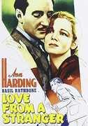 Love from a Stranger , Ann Harding