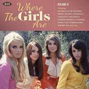 Vol 9-Where The Girls Are /  Various [Import] , Various Artists