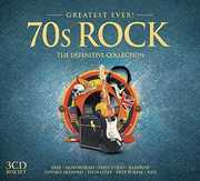 Greatest Ever 70s Rock /  Various [Import] , Various Artists